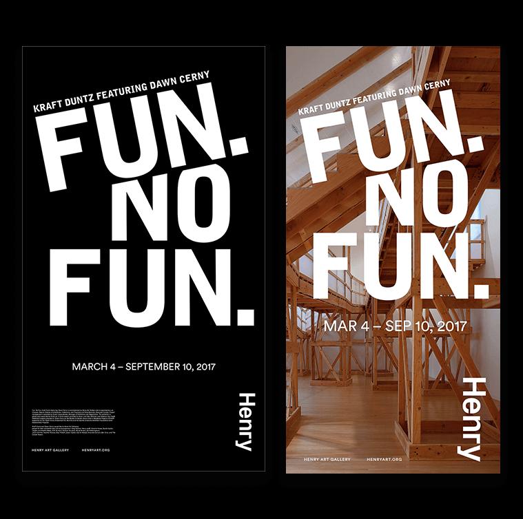 FunNoFun-Posters