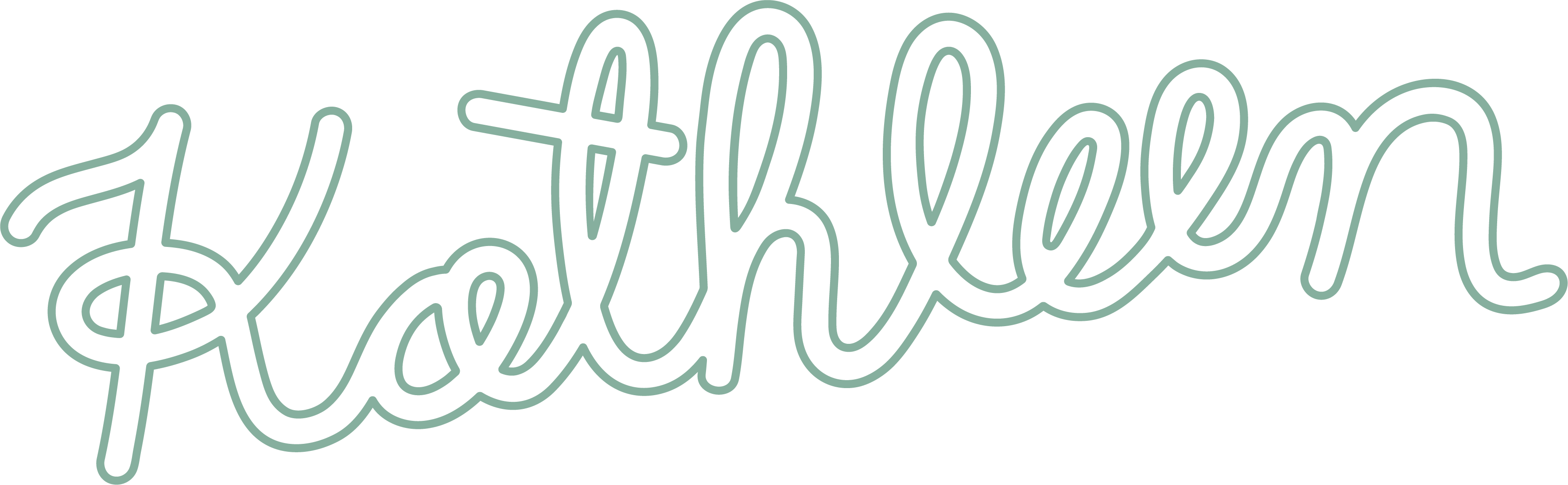 Kathleen_Logo_Green_CMYK
